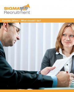 counteroffers - Sigma Recruitment Agency Cardiff